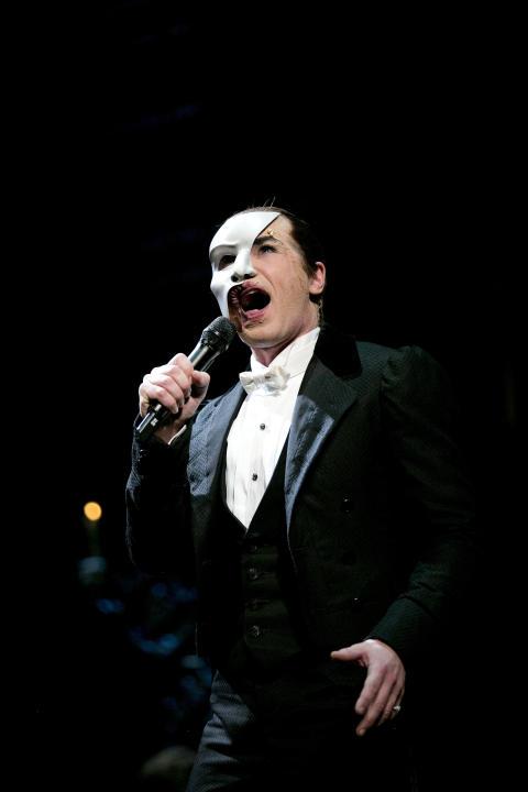 Peter Jöback - Phantom of the opera 30 års jubileum
