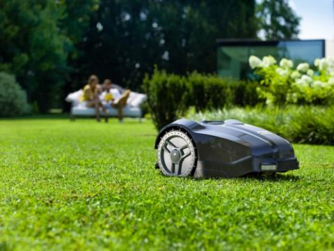 Solid Försäkringar försäkrar Stigas skogs- och trädgårdsmaskiner