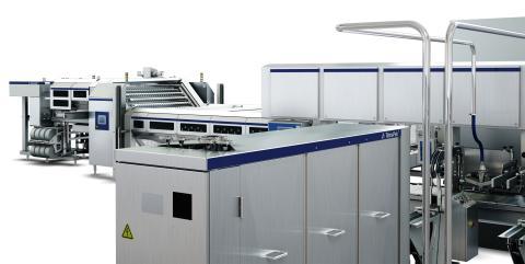 Tetra Pak führt Extrudieranlage mit der höchsten Leistung in der Eiscremeindustrie ein