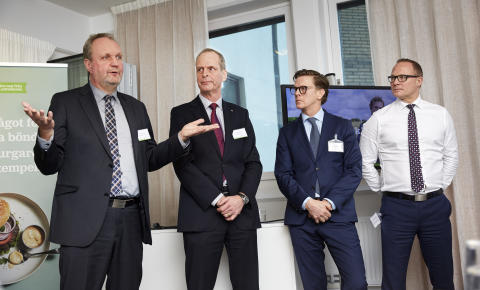 Låga skördar och höga råvarukostnader slår hårt mot svenska lantbrukare och livsmedelsproducenter