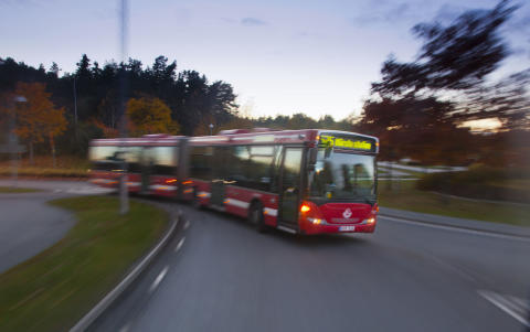 Utökad trafik till Ljusterö