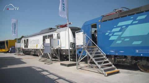 Siemes transport logistic Messe München