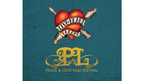 Peace & Love Film Festival flyttar till Örebro!