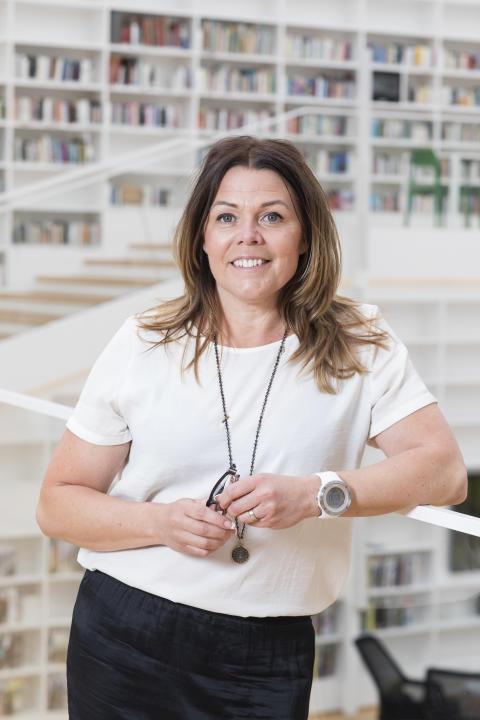 Anna Rosengren, VD Almi GävleDala.