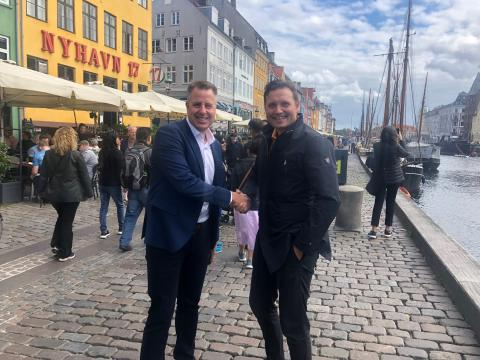 Sigma Connectivity announces the opening of a new office in Denmark