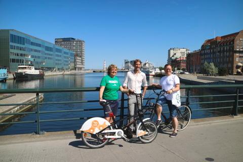 C: Låt cykeln föra Skåne framåt