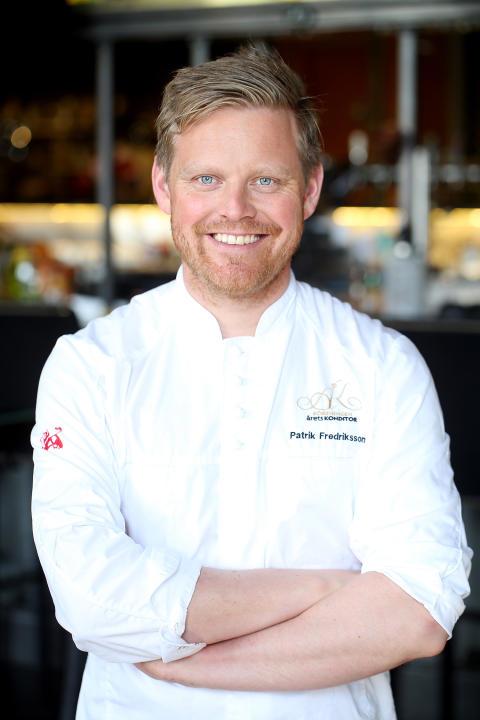 Patrik Fredriksson