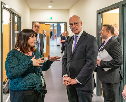MSP JOHN SWINNEY_ELGIN HIGH SCHOOL OPENING_22 OCTOBER 2018_ AR704725-Edit