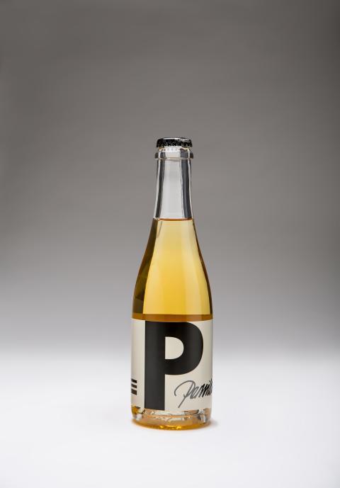 Brännland Cider släpper Pernilla Perle på halvflaska på Systembolaget