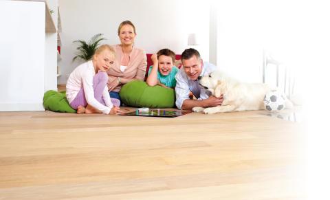 Byggmiljöguiden 2012 - Bonas Golvlacker tryggt för hela familjen