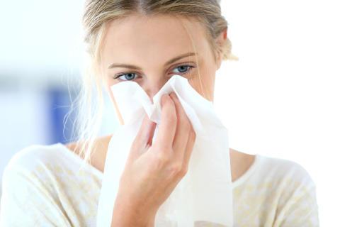 Das richtige Verhalten bei Erkältungen