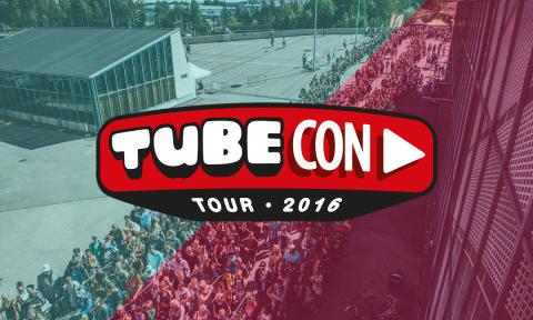 Tubecon Tour 2016 till Linköping