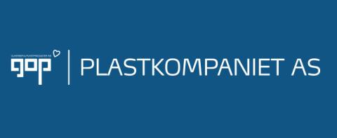 Plastkompaniet AS byter logotyp