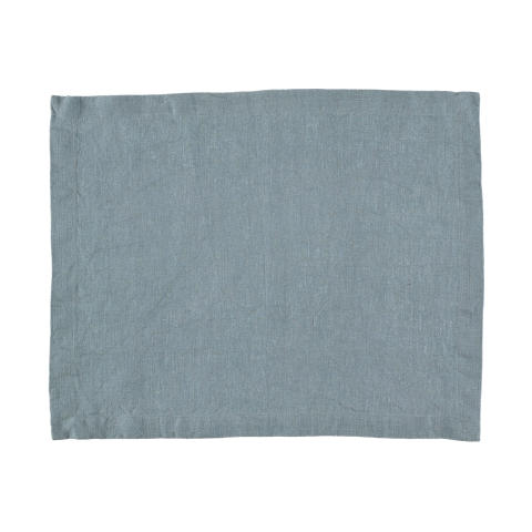 91732757 - Placemat Washed Linen 2-pack