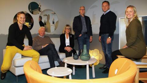 Tibro kommun och näringslivsbolaget InTibro i fortsatt samverkan om Inredia och lokal utveckling