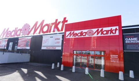 Kunden och upplevelser i fokus när MediaMarkt moderniserar varuhusen