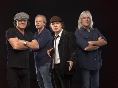 """AC/DC släpper musikvideo till """"Rock The Blues Away"""""""