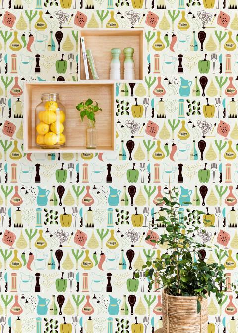 In my kitchen – ny kollektion av Ingela P Arrhenius