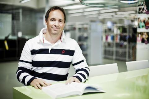 Så förebygger du ryggsmärtor - Årets kiropraktor Andreas Eklund tipsar