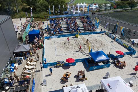 ​Swedish Beach Tour Göteborg 13-15 juli