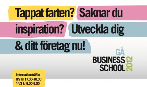 Business School - ett nyföretagarprogram som gör skillnad