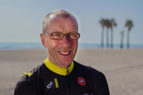 Nystart av Sverigeloppet på cykel