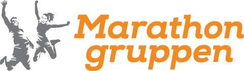 Marathongruppen logo