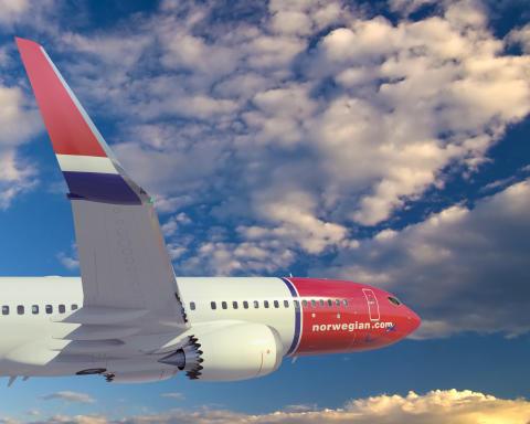 Norwegian reprend ses vols saisonniers  entre la Martinique et les États-Unis