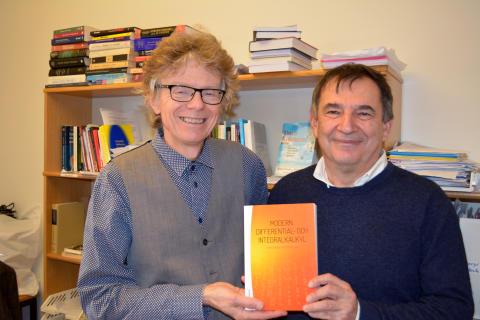 Anders Bengtsson och Dragu Atanasiu