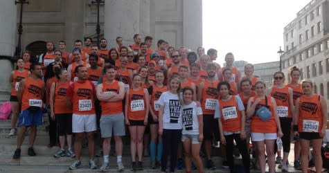 Run the British 10K For CALM!