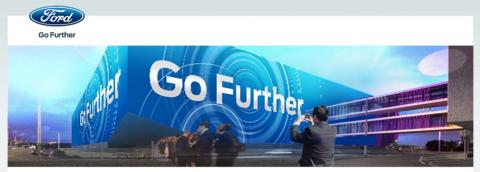 FORD GO FURTHER EVENT        SEPTEMBER, AMSTERDAM