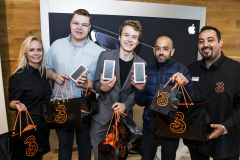 Iphone 6 lancering