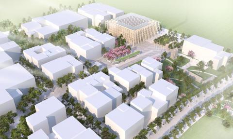 Kraftringen och Science Village Scandinavia gör Lund mer hållbart