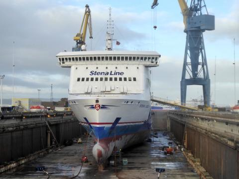 Stena Line invests £5M in fleet upgrade