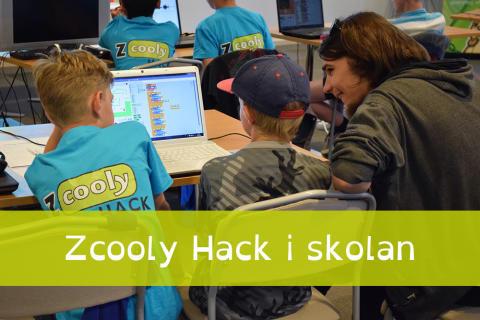 Programmering på schemat för Örgryte/Härlanda elever