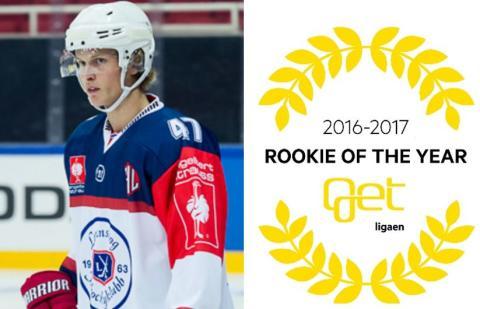 Get Ligaen- sesongens tredje Get Rookie kandidat er klar!