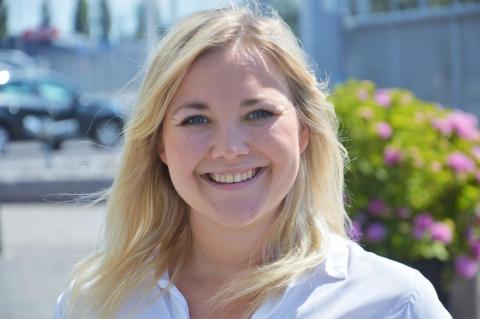 Märta Bylow - Marknadskommunikatör