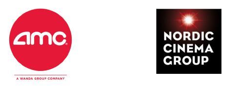 AMC Entertainment Holdings, Inc. ingår avtal för att förvärva Nordic Cinema Group