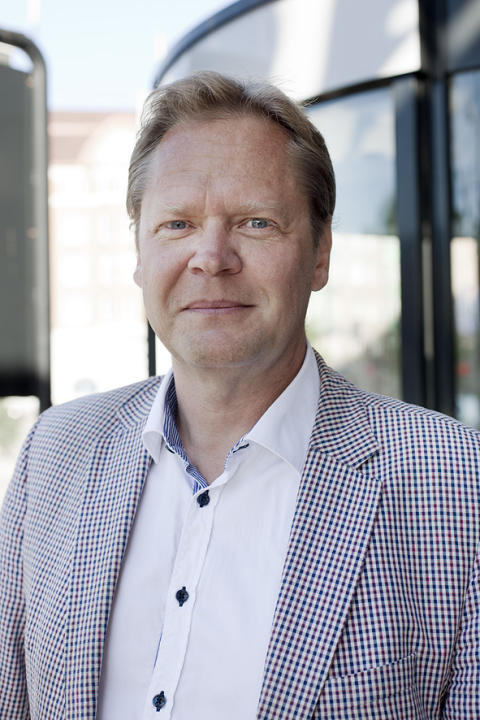 Anders Andersson, Produktutvecklingsdirektör Estrella Maarud