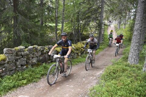 Cykelvasan Öppet Spår 2019