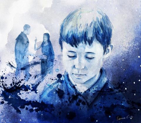 Sjöbo kommun stöttar anhöriga till barn i skilsmässa