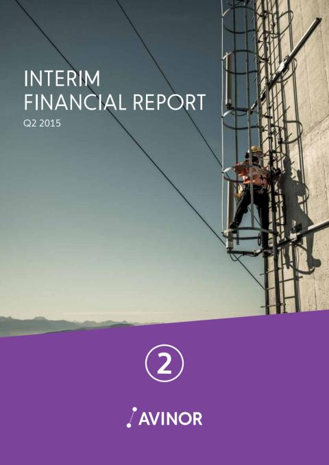 Interim report Q2 2015
