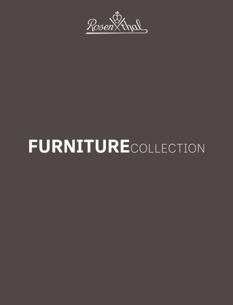Rosenthal Interieur Catalogue 2018