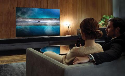 LG startar den globala utrullningen av 2019 års TV-modeller