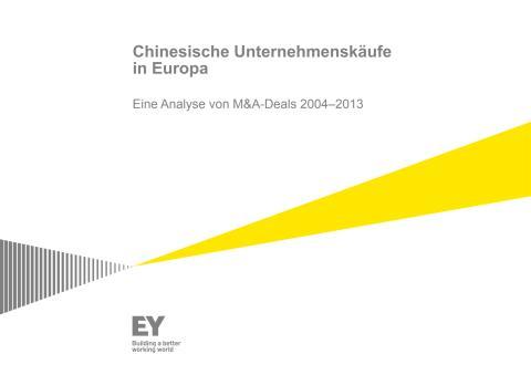 EY Präsentation Chinesische Unternehmenskäufe 2014