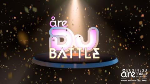 Vem vinner Åre Dj Battle 2017?