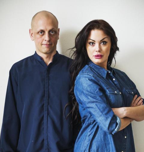 Författarsamtal med Jackie Ferm och Ola Brising
