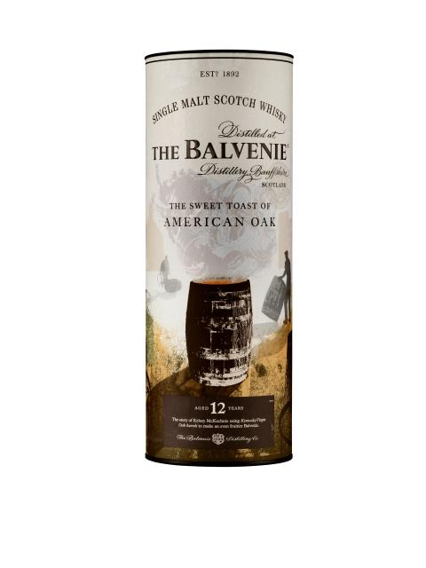 Balvenie The Sweet Toast of American Oak_Bottle