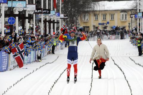 Över 40.000 är nu anmälda till Vasaloppets vintervecka 2010