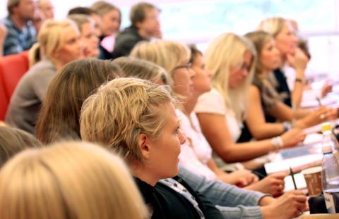 Högskolan Väst deltar på ministerbesök på Campus Västervik